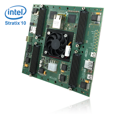 Stratix 10 Prototyping Board